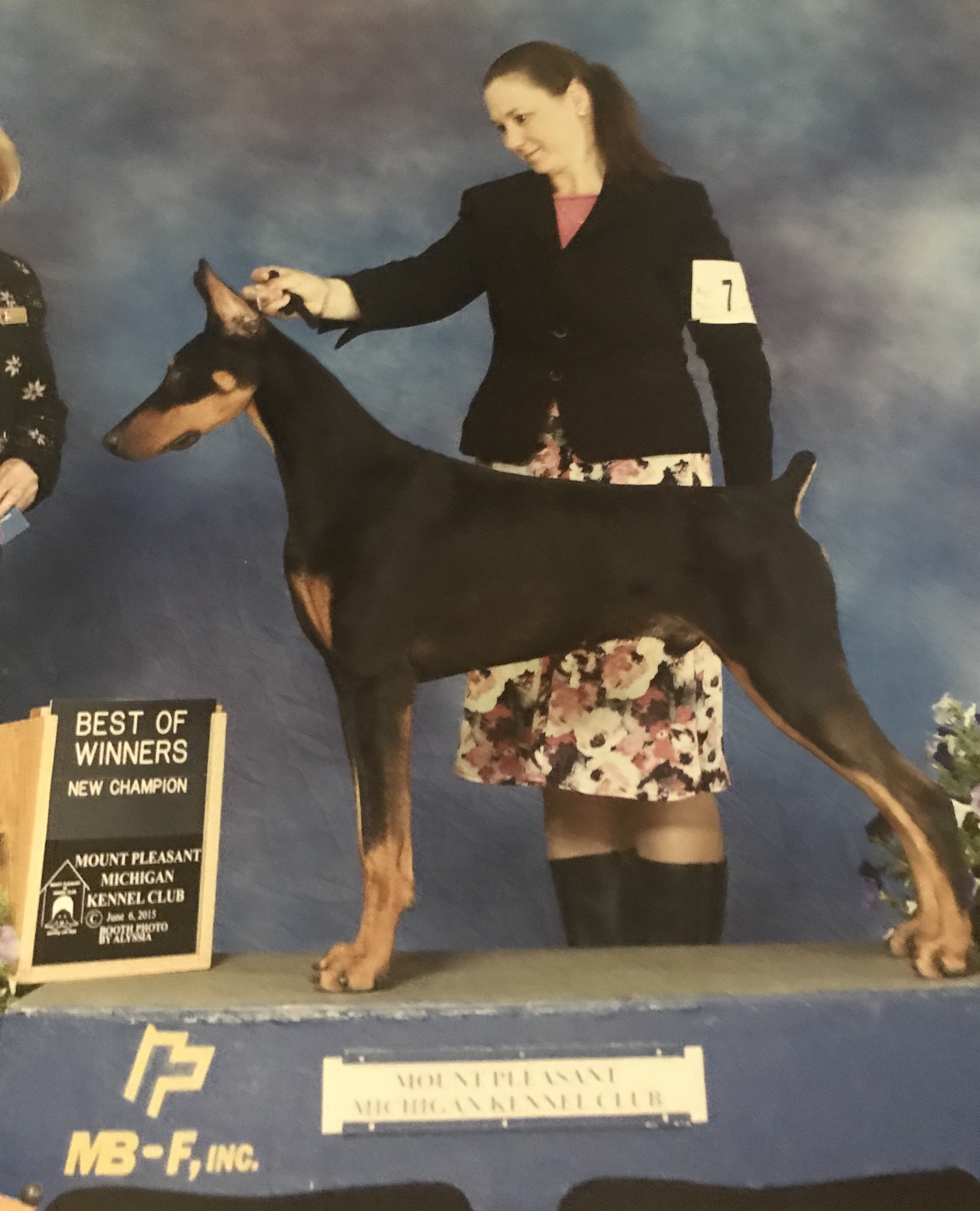 Dyenamic Dobermans