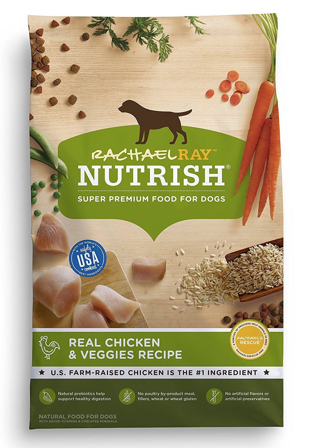 Rachael Ray Nutrish Natural Dry Dog Food picture