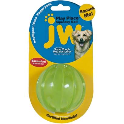 JW Pet Playplace Squeaky Ball Small picture