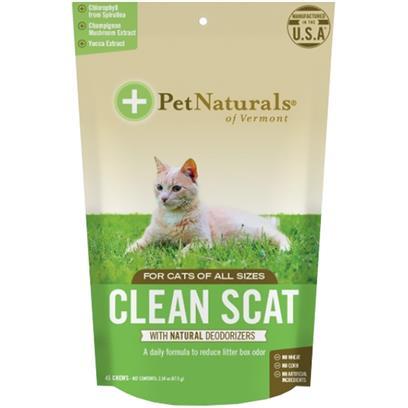 Pet Naturals Clean Scat 45 chews picture